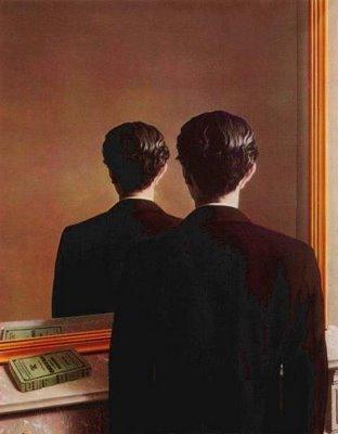 Sotziu limba sarda associazione per la lingua sarda - Magritte uomo allo specchio ...